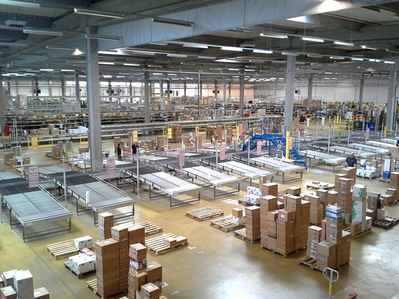 Commercial Warehouse Cleaning